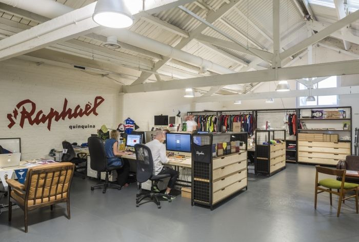 Rapha – London Headquarters