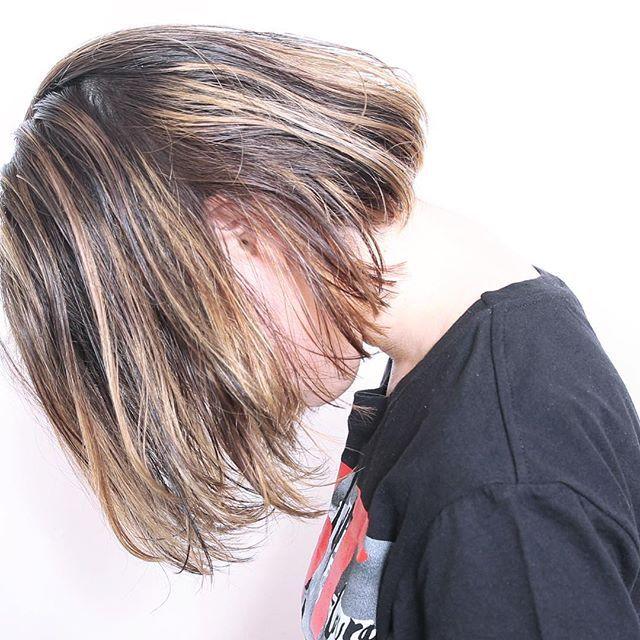 ⭐️モデル募集⭐️ 地毛に近い暗髪からグラデーションにしたい(してもいい)モデルさんを募集します!! 【条件】…