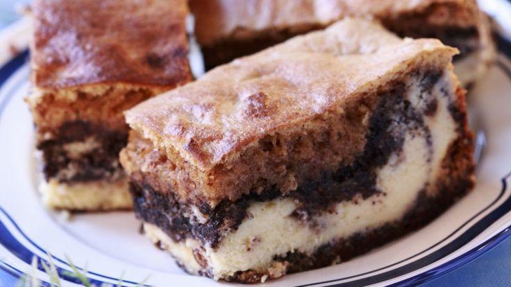 Orechový koláč s rumom | Recepty.sk
