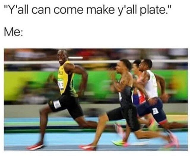 when-the-food-is-ready  #thanksgiving #memes