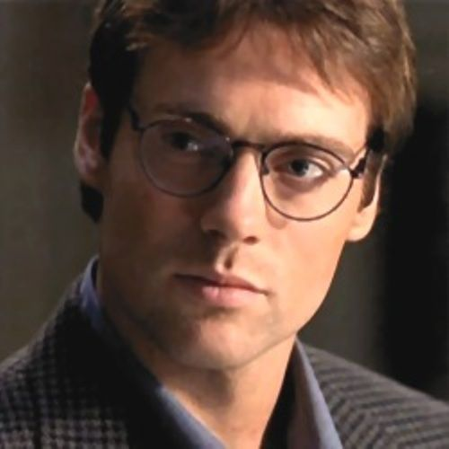 Michael Shanks aka Daniel Jackson on Stargate SG1. One of my all-time favorite TV shows