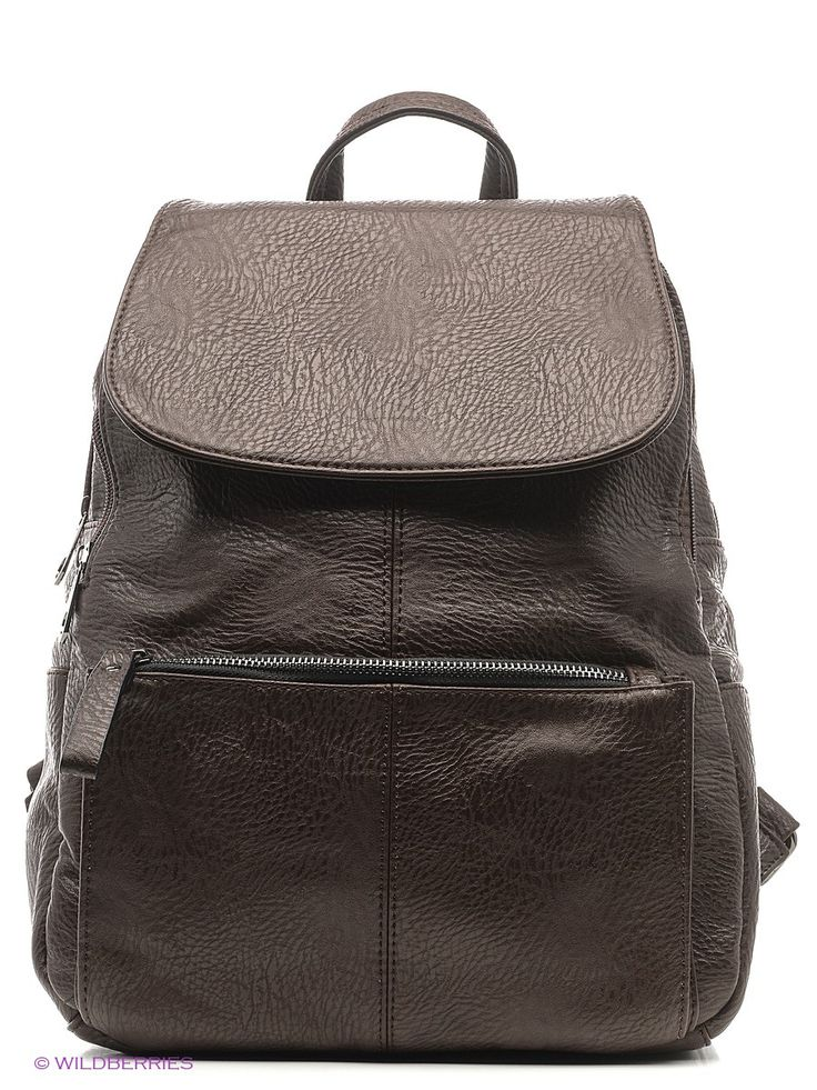 Рюкзаки Malvinas. Цвет коричневый.