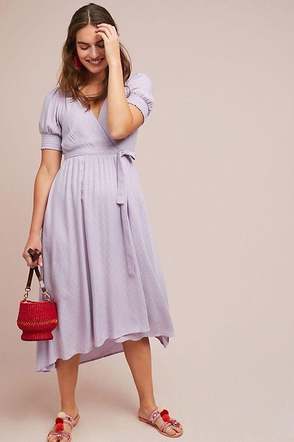 eab1cc3e18ee Breanna Wrap Dress in 2019   Maxi & Midi Dresses   Dresses, Wrap ...