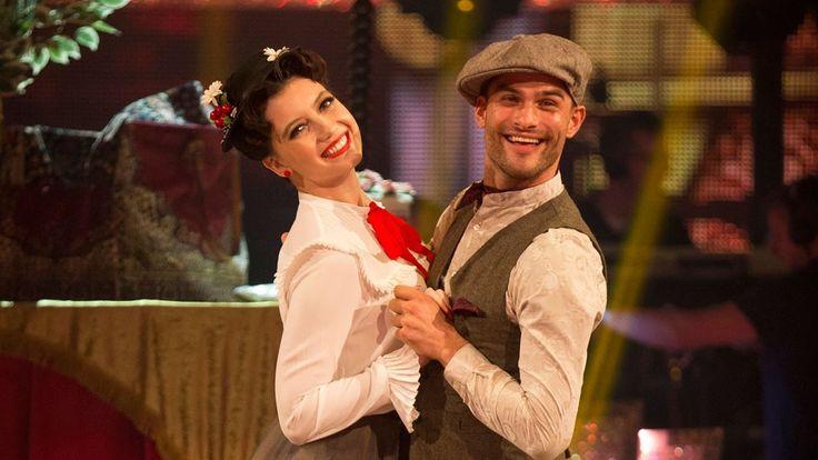 Daisy Lowe & Aljaz Skorjanec Quickstep to 'A Spoonful of Sugar' - Strict...