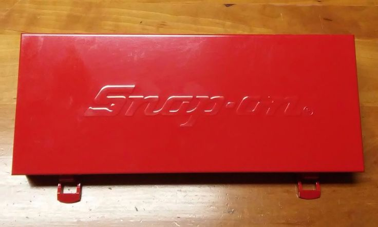 Snap-On Tools SM9642 Small Tool Box NOS Never Used #Snapon