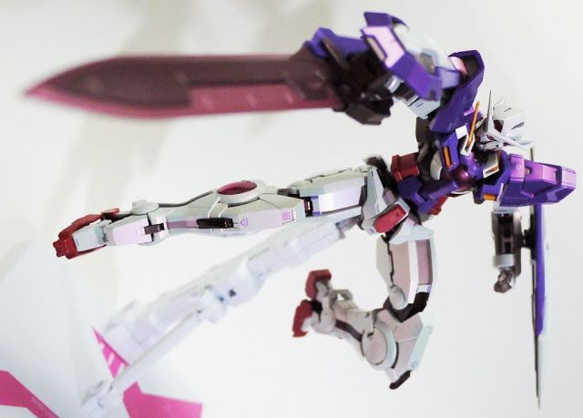 METAL BUILD 1/100 BUILD Gundam Exia Trans-AM Ver. - Sample Preview by TAGHOBBY | Gundam Kits Collection News and Reviews
