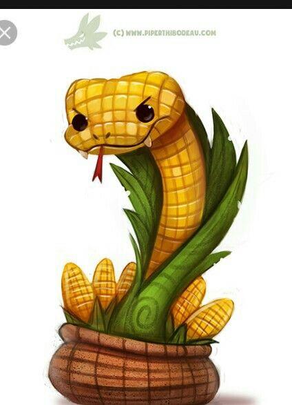 Snake corn