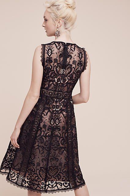 Avant Lace Dress - anthropologie.com