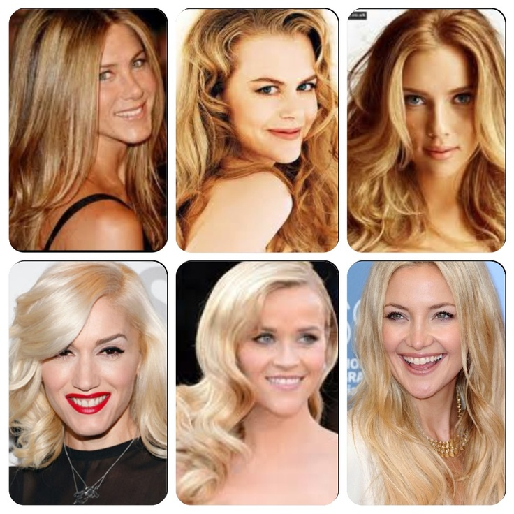 Are You A Warm Or Cool Blonde With So Many Different