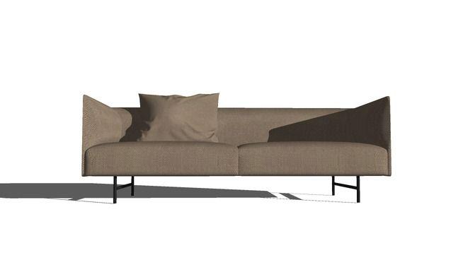 DEVO sofa - 3D Warehouse
