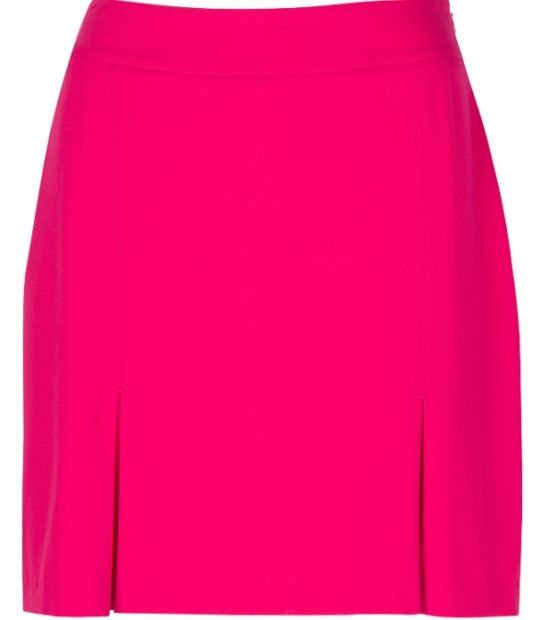 "Pretty in Pink (Pink Orchid) Greg Norman Ladies 18"" Stretch Twill Pleat Golf Skort. Find more pretty ladies outfits at #lorisgolfshoppe"