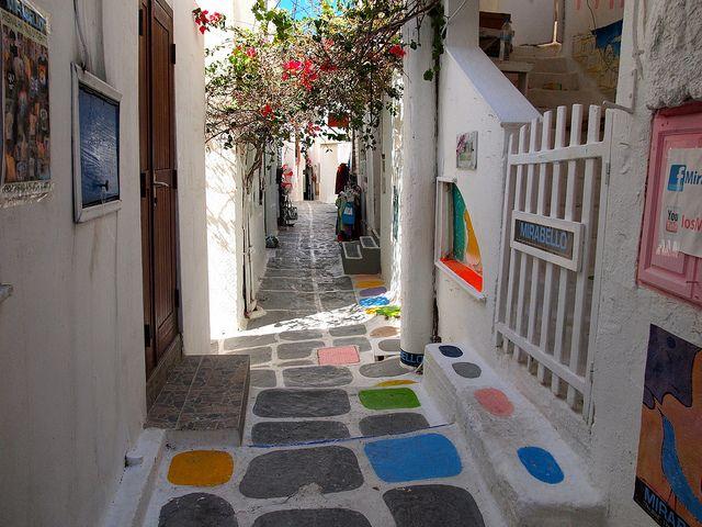 The Greek Islands: Ios