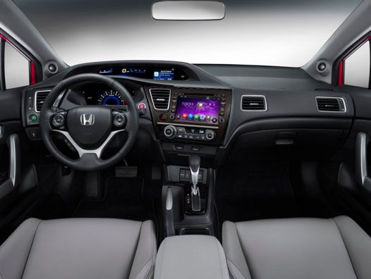 Though original 2014 Honda Civic Sedan Radio has a lot of useful and practical features, it's still far enough to meet some needs of owners who want to improve their driving experience. Or some of ...