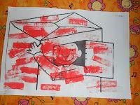 Peuterthema's: De doos van Jules    --> met duploblokjes