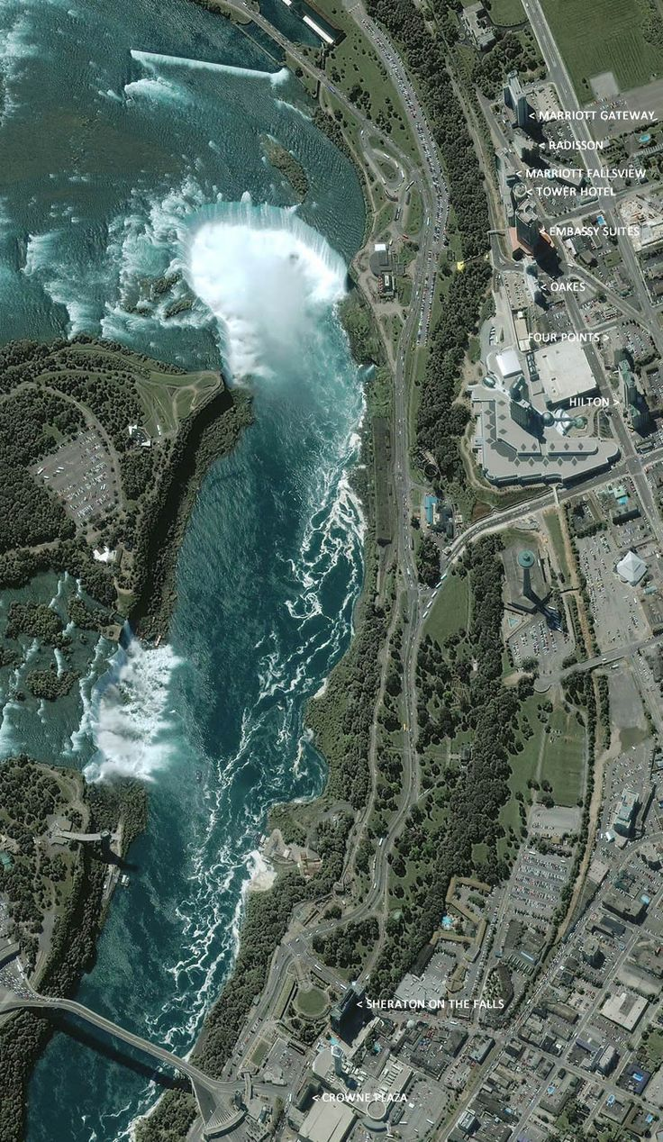 Niagara Falls Fallsview Hotels Which hotels have the best views?  Find out here.