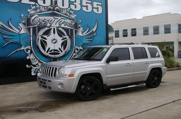 jeep patriot rims mag wheels jeep patriot with kmc. Black Bedroom Furniture Sets. Home Design Ideas