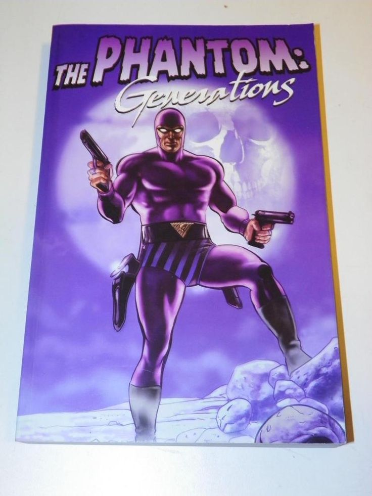 THE PHANTOM: GENERATIONS #1 BLACKGUARD (WRITTEN BEN RAAB) 2009: ARTIST PAT QUINN