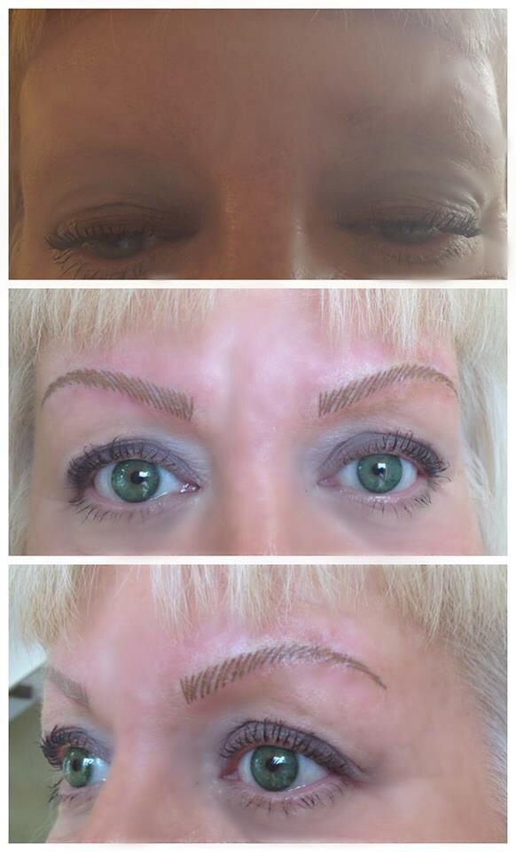 47 best perm makeup images on pinterest make up looks for Cosmetic eyebrow tattoo