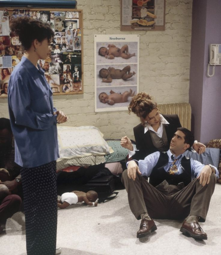 """Episode 16: """"The One With Two Parts, Part 1"""" 