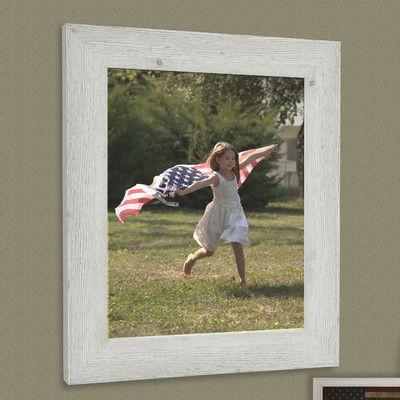 Laurel Foundry Modern Farmhouse Antique Picture Frame Size: 25.5 W X 35.5 H