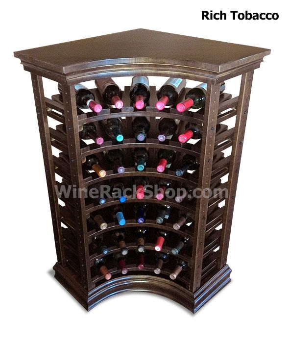 Best 25+ Corner Wine Rack Ideas On Pinterest