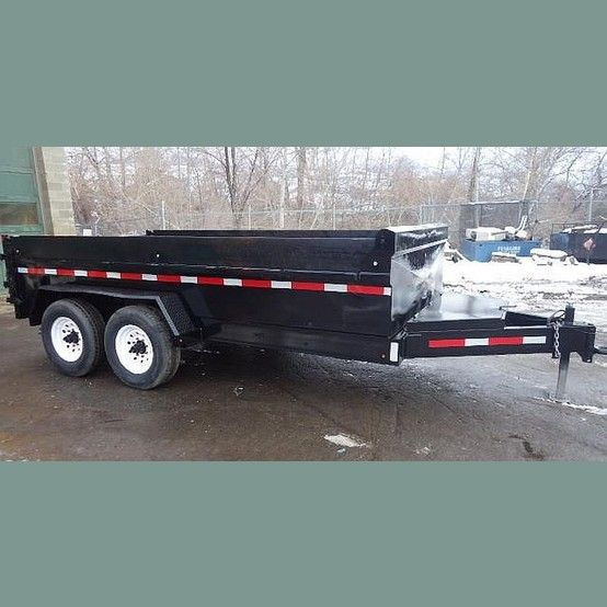 Used 14 ft Tandem Axle Utility Trailer For Sale | Southland Utility Trailer Supplier Worldwide