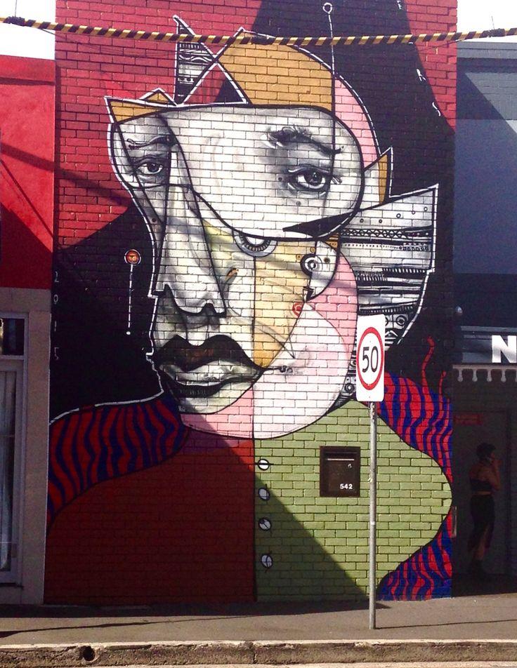 Street Art Newtown, Sydney