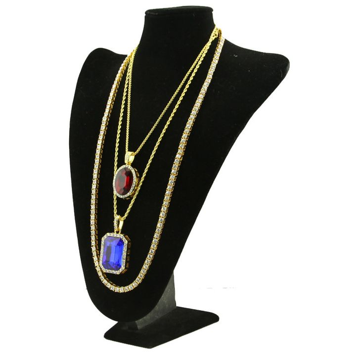 # Low Prices Men Hip Hop Iced Out Tennis Simulated Diamond Chain Red Ruby Pendant 3 Necklace Set for Men Women Best Gift Gold Plated Jewelry [DyuptcAC] Black Friday Men Hip Hop Iced Out Tennis Simulated Diamond Chain Red Ruby Pendant 3 Necklace Set for Men Women Best Gift Gold Plated Jewelry [RjbxTWs] Cyber Monday [zhPVgO]