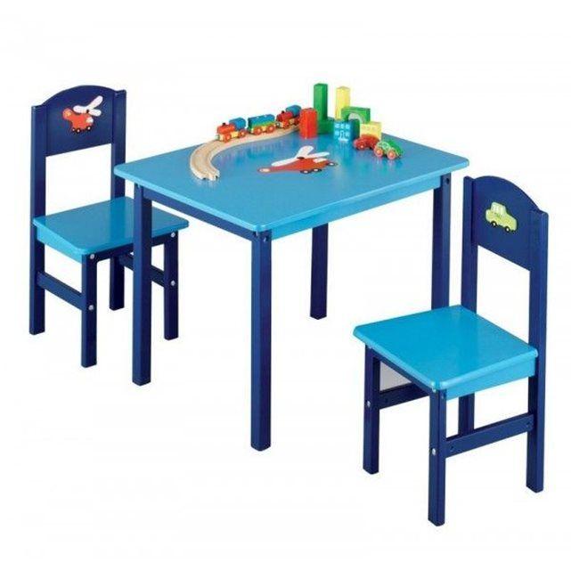best 25 table et chaise enfant ideas on pinterest table. Black Bedroom Furniture Sets. Home Design Ideas