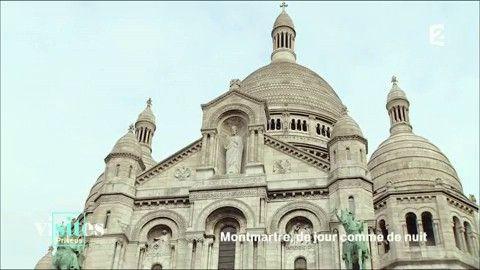 """Revoir en replay et en streaming """"Le Sacré-Cœur """" - Visites privées - France 2"""