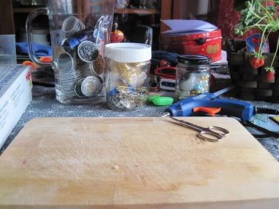 Accidentaccio: My Desk is a Mess!