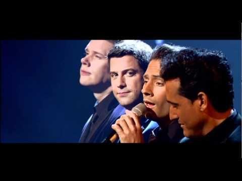 ▶ Il Divo Hallelujah - YouTube