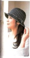 Gallery.ru / Фото #1 - Пляжные шляпки - simoron