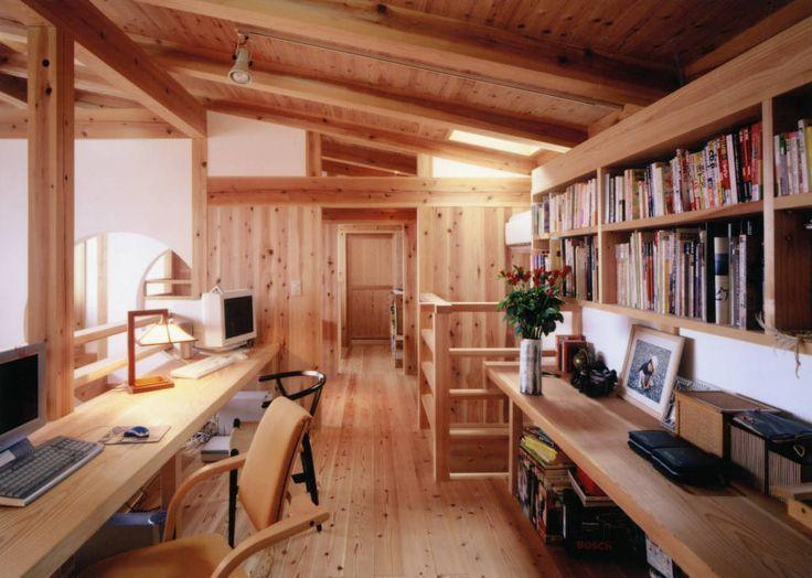 서재가 아름다운 집 5채 모아보기 (출처 Jihyun Hwang)