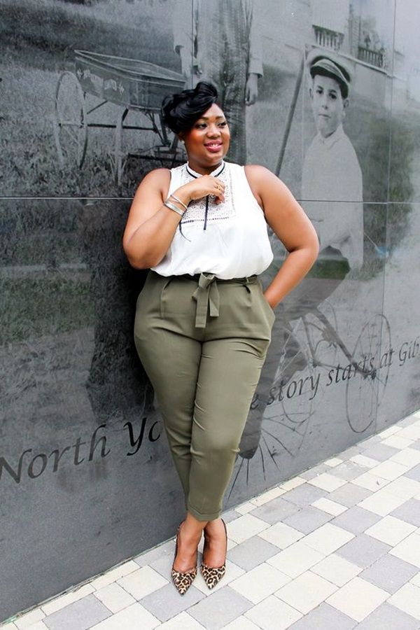 Important Fashion Tips for Curvy Women (15)