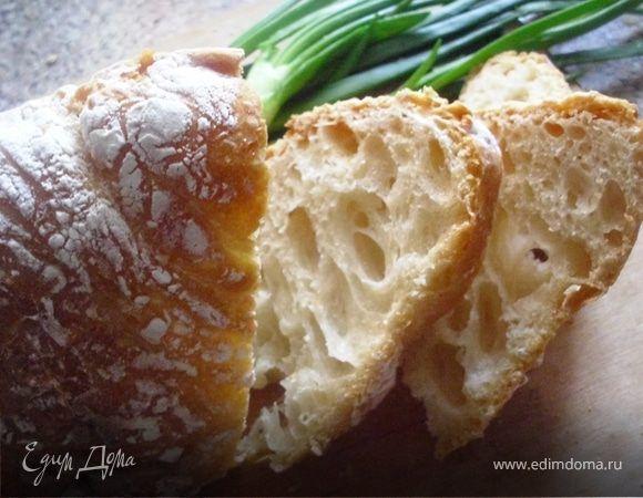 Рецепт для (таких как я) начинающих хлебопеков, не требует особых знаний, опыта и усилий. Безпроигрышный вариант, гарантирующий отличный результат при минимальных телодвижениях. Румяная, толста...