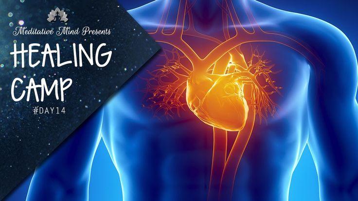 Healing Music for the Heart | 639Hz Tibetan Singing Bowls | Healing Camp...