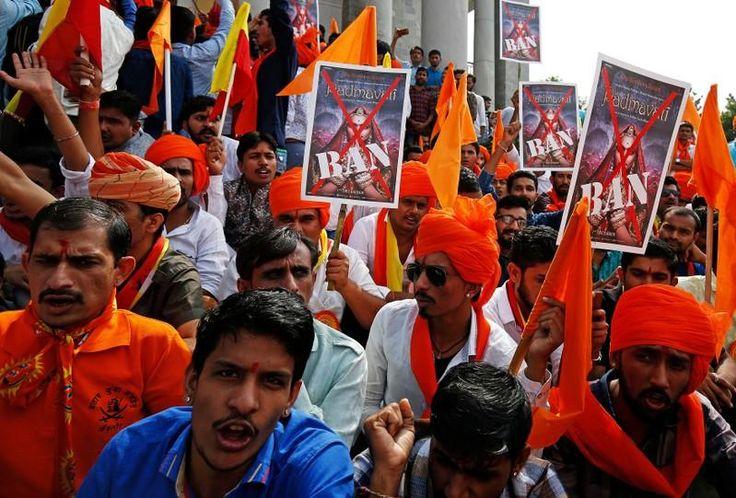 cool Sortie d'un film indien sur la reine Rajput retardée après les protestations