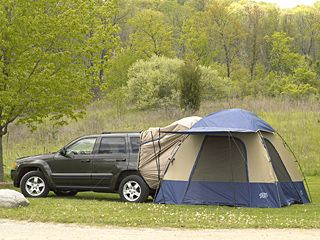 Jeep Commander Tent