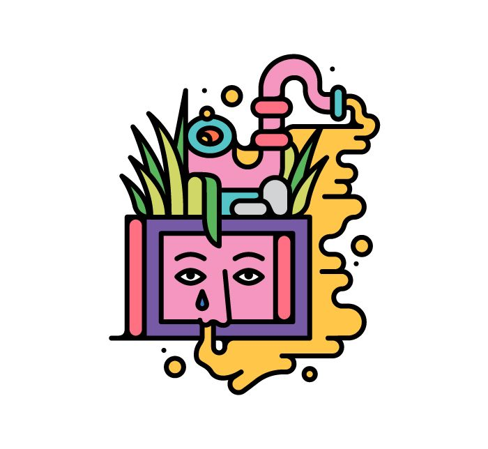 Sneak peek at a series of designs for hellosite.ca