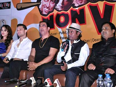 Vindu Dara Singh to play villain in upcoming film Life Non Veg!