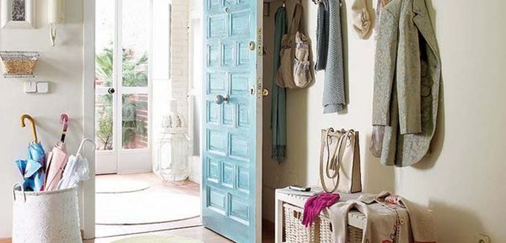 Recibidores originales y funcionales para tu hogar - http://www.decoora.com/recibidores-originales-y-funcionales-para-tu-hogar.html