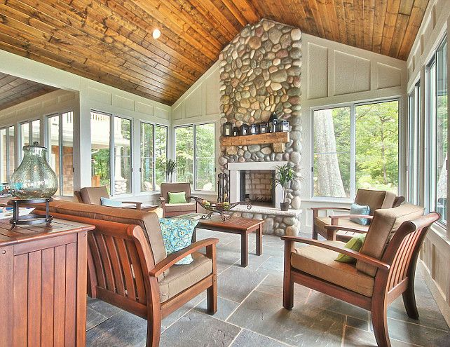 15 best conservatory flooring images on pinterest for Sunroom design ideas