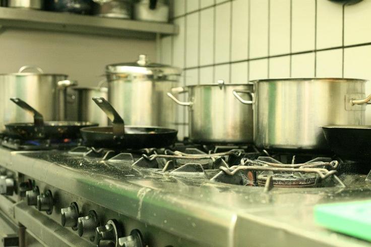 An die Töpfe und mal wieder selber Kochen.