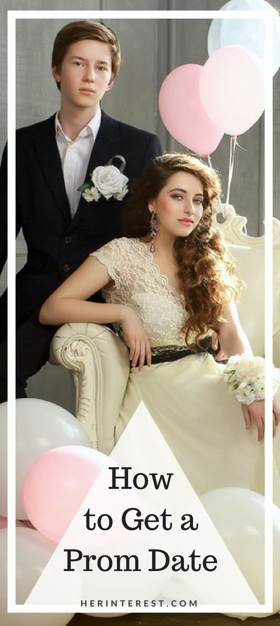 How to Get a Prom Date | Prom date, Prom, Wedding dresses lace