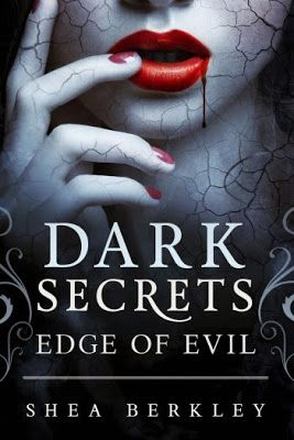 Book review of Edge of Evil by Shea Berkley: http://olivia-savannah.blogspot.nl/2015/05/edge-of-evil-review-giveaway.html