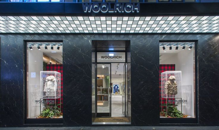 The oldest American outdoor brand, founded in 1831, whose parent company, Woolrich International, is controlled by the Italian group WP Lavori, has just opened 700 square-metre shop in the heart of Milan, at Corso Venezia 3.   #woolrich #milan #thelocationgroup #shopopening #storeopening #elocations