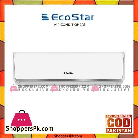 Ecostar DC Inverter AC 1 5 Ton ES-18AR01W | Online Shopping