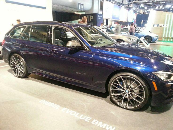 Bmw Series Turbo Diesel Wagon Love BMW M Sport Pinterest - Bmw 3 series diesel wagon