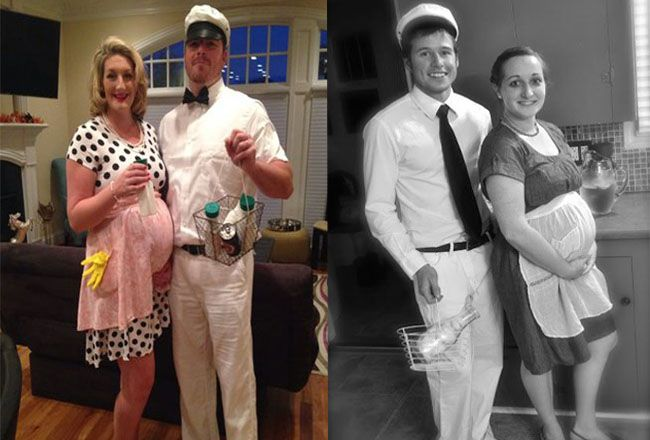 Things That Go Bump In The Night: Best Pregnant Halloween Costumes | Housewife and Milkman | The Baby Post